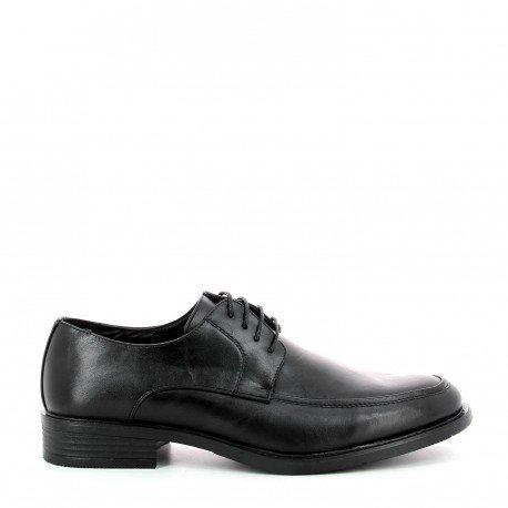 Chaussures de ville pour hommes en similicuir Lisandro Noir