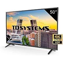 c3180a3c2f3 TD Systems K50DLM8US - Smart TV de 50