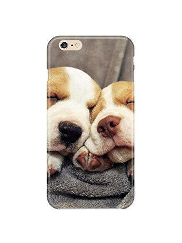 i6ps 0619Sheep Dog Glossy Coque Étui Case Cover For iPhone 6Plus (5.5)