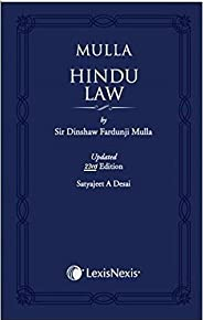 Mulla's Hindu Law
