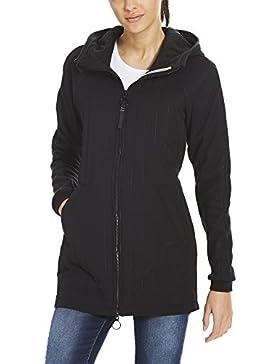 Bench Core Slim Material Mix Coat, Abrigo para Mujer