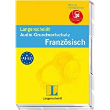 Langenscheidt Audio-Grundwortschatz Französisch - mp3-CD mit Begleitheft: Deutsch-Französisch