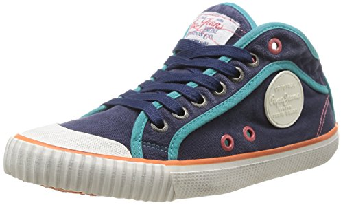 Pepe Jeans Industry Basic, Baskets mode femme