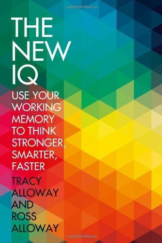 New IQ by Ross Alloway Tracy Packiam Alloway (2013-07-18)