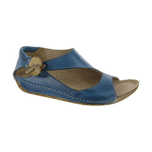 riva-cartier-ladies-summer-slip-on-leather-sandal-denim-38