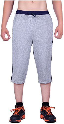 DFH Men's Cotton Shorts at amazon