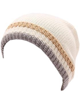 4327U cuffia bimbo BABY GRAZIELLA panna hat wool kid