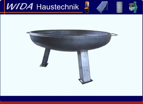 Feuerschale Ø 800 mm Grillschale 80 cm Wandstärke 3 mm