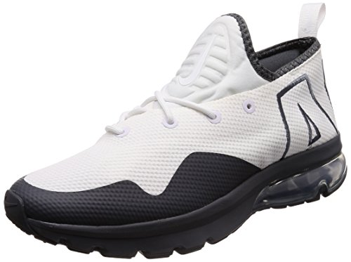 sale retailer 7f840 ee43e Nike Air Max Flair 50, Baskets Homme Multicolores (whitedark Greymetallic  Silve 100). Chaussures ...