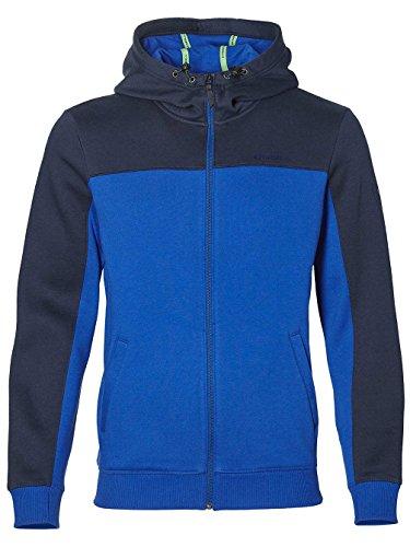 O'Neill O 'Neill Herren Block Zip Hoodie Sweatshirt L Blau (Surf Blue) Kapuzenpullover, Block Zip Hoodie