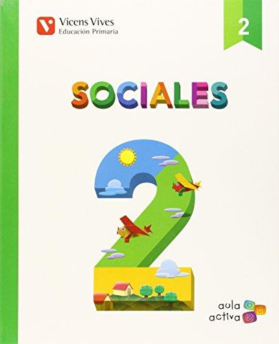 Sociales 2 (aula Activa) - 9788468228396