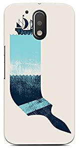 Kaira High Quality Printed Designer Back Case Cover For Motorola Moto G4 Plus(344)