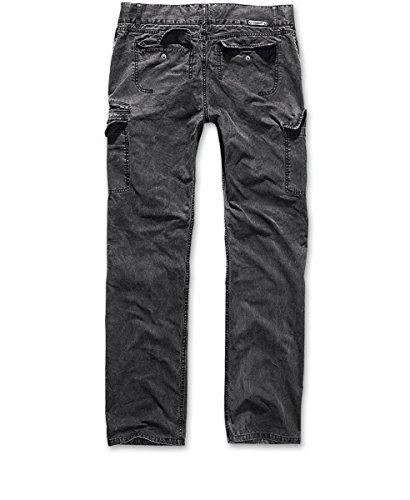 Brandit Rocky Star Pants Hose charcoal Charcoal