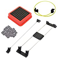 Base Ace Accessory Pack, compatible with all major construction toy building brick brands