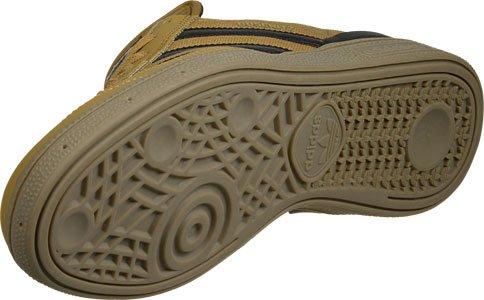 adidas Busenitz Mesa Black Gum gelb braun