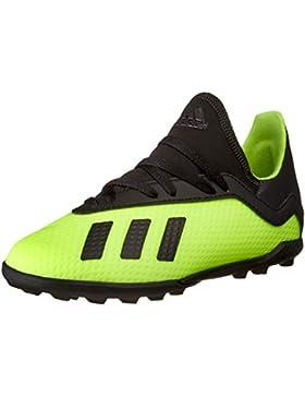 adidas X Tango 18.3 TF J, Zapatillas de fútbol Sala para Niños