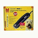 Schermaschine Moser Max 45   Professionelle Motor-Tierschermaschine