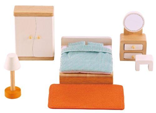 Hape E3450 - Schlafzimmer (Kid Schlafzimmer-möbel)