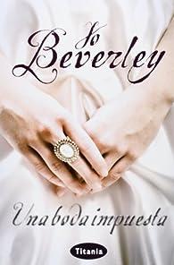 Una boda impuesta par Jo Beverley