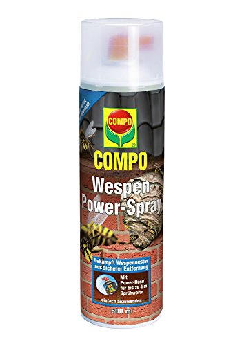 Compo 1733502 Wespen Power-Spray 500 ml