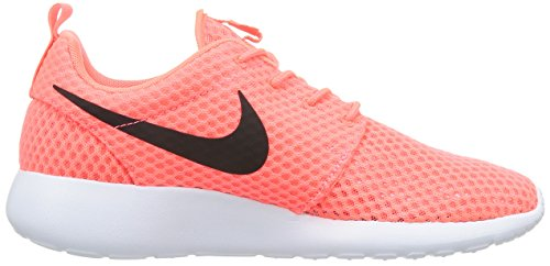 Nike Rosherun Winter, Baskets mode femme Orange