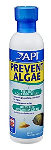 API Prevent Aquarium Algae Control Solution, 237 Milliliter