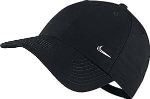 Nike Swoosh Casquette réglable Noir