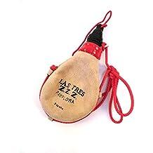Bota de vino recta de látex mini-1/4 lt