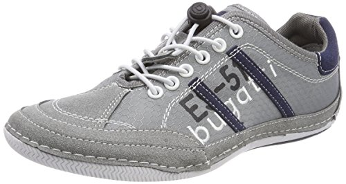 Bugatti Herren 321480065400 Sneaker, Grau (Grey), 45 EU