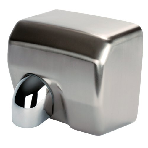 Jantex Automatic Hand Dryer 240X270X200mm Stainless Steel Wall Mounted
