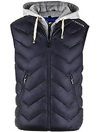 Cipo & Baxx - Manteau sans manche - Veste damassée - Homme