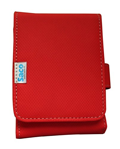 Saco Hard Disk wallet for WD My Passport Ultra Metal Edition 1TB Hard Disk - Red  available at amazon for Rs.200