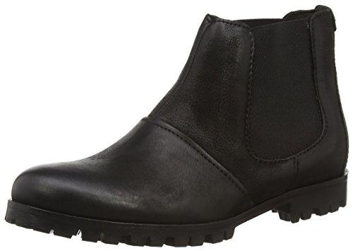 Belmondo 70326802 Damen Desert Boots Schwarz (Nero)