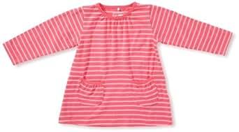Name It - Robe - Bébé Fille - Rose (Pantone) ) - FR : 18-24 mois (Taille fabricant : 86) - Rose (Pantone)) - FR : 18 mois (Taille fabricant : 86)