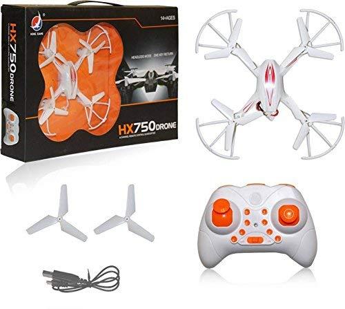 HX 750 Drone Quadcopter (Without Camera) (White)