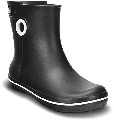 crocs Jaunt Shorty Boot Schwarz - Für Frauen Stiefel Angeln