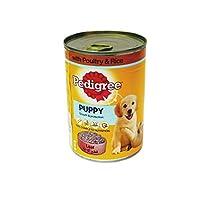 Pedigree Lamb, Wet Dog Food, Can, 400g