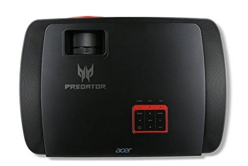 Acer Predator Z650 DLP Projektor (Full HD, 2.200 ANSI Lumen, Kurzdistanz) - 5