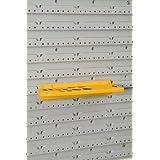 Allit Universalwerkzeughalter, 1 Stück, gelb, 455245