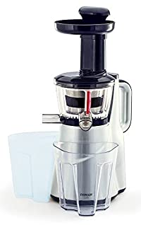 MANEEK SALES CORPORATION LIIS 150-Watt Slow Juicer (Silver)
