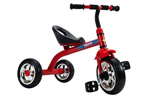 Preisvergleich Produktbild Globo Toys Globo – 37530 VITAMINA _ G Metall Dreirad