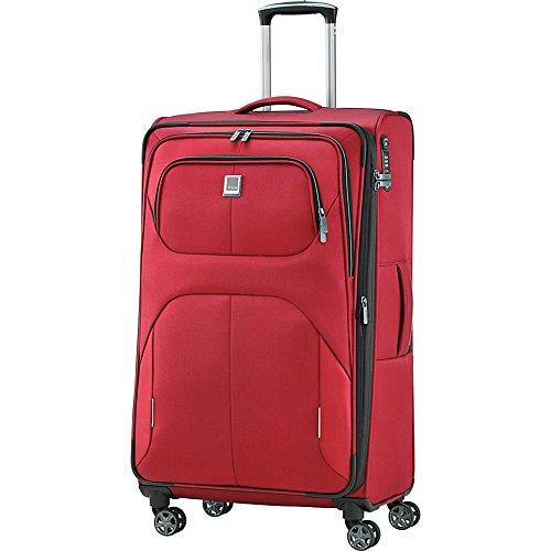 TITAN NONSTOP 4 Rad Trolley L erweiterbar, anthrazit, 382404-04 Koffer, 79 cm, 108 L, Anthracite Red