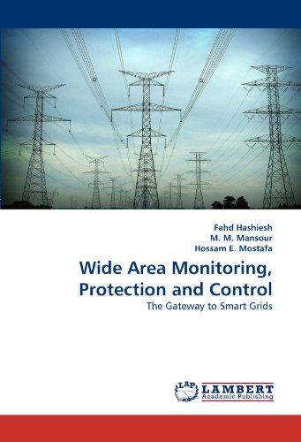 Preisvergleich Produktbild Wide Area Monitoring, Protection and Control: The Gateway to Smart Grids