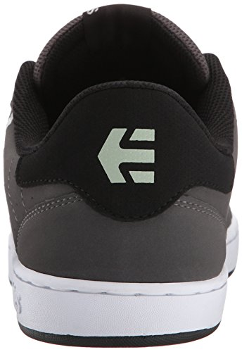 Etnies FADER LS, Chaussures de Skateboard homme Gris - Grau (029/DARK GREY/BLACK/WHITE)
