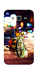 DigiPrints High Quality Printed Designer Soft Silicon Case Cover For Samsung Galaxy J3