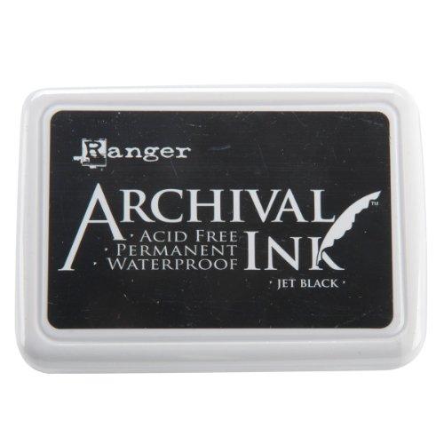 Archival Ink Pads - Jet Black