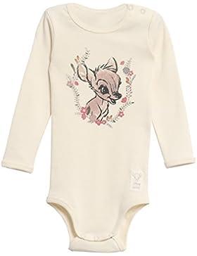 Wheat Baby-Mädchen Body Bambi Flowers