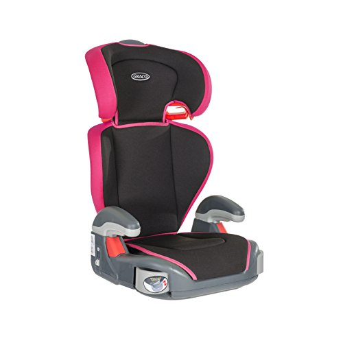 Graco Junior Maxi Plus Group 2/3 Car Seat – Sport Pink