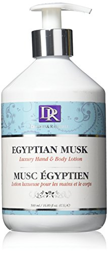Dr and Body Lotion egypti à main à Musc 500 ml