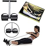 VPN Fitness and Service Single Spring Tummy Trimmer-Waist Trimmer-Abs Exerciser-Body Toner-Fat Buster- Multi Purpose Fitness Equipment for Men and Women